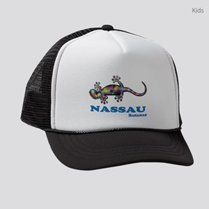 Nassau Gecko Kids Trucker Hat
