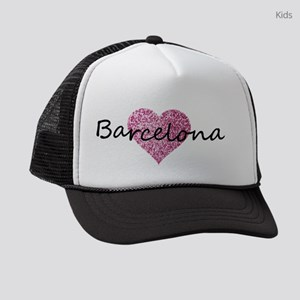 Barcelona Kids Trucker hat