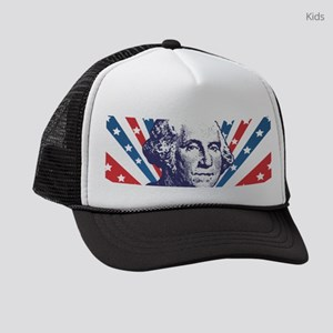george washington Kids Trucker hat