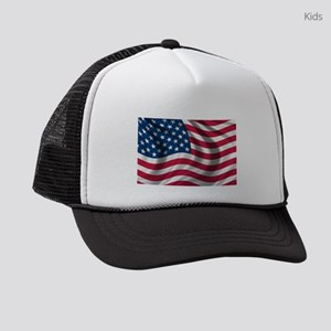usflag Kids Trucker hat