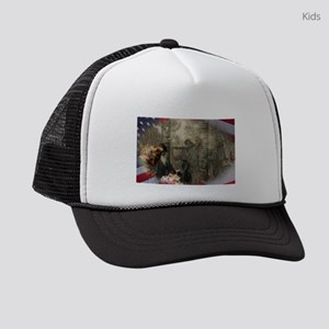 Vietnam Veterans Memorial Kids Trucker hat