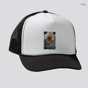 Daffodil Umbrella Kids Trucker hat