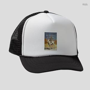 My Memory Is So Bad - Cervantes Kids Trucker hat