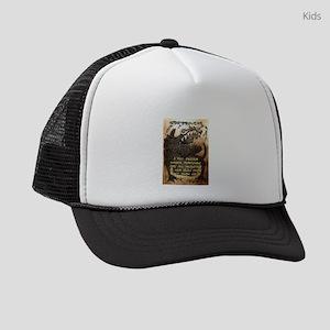 A Pot Trader - Igbo Proverb Kids Trucker hat