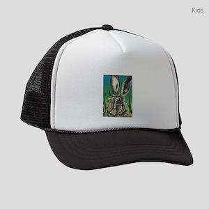 Rabbit Kids Trucker hat
