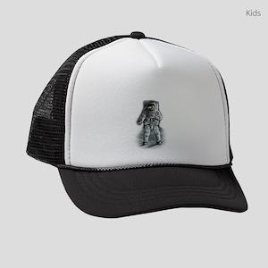 Astronaut Moonwalker Kids Trucker hat