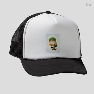 Chibi Archon Kids Trucker hat
