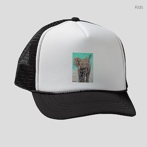 Baby Elephant Kids Trucker hat