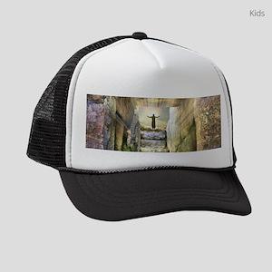 Easter Jesus Resurrection Empty T Kids Trucker hat