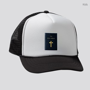 The Holy Bible Kids Trucker hat