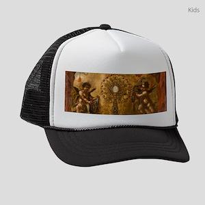 Allegory of the Eucharist Kids Trucker hat