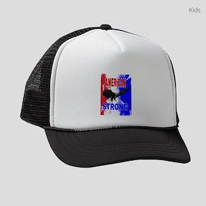 AMERICAN STRONG Kids Trucker hat