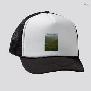 Irish Prayer Kids Trucker hat