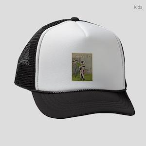 April - Harunobu Suzuki - 1769 Kids Trucker hat