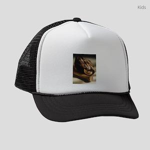 baseball glove Kids Trucker hat