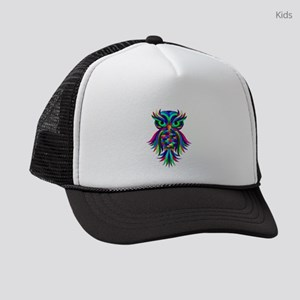 Owl Design Kids Trucker hat