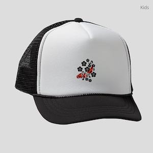 SERENE WAY Kids Trucker hat