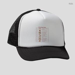 Bristol Stool Chart / Scale Kids Trucker hat
