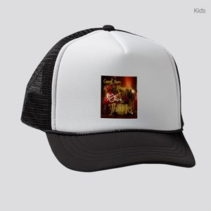 Count Your Blessings Kids Trucker hat