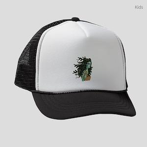 YOU WILL LOOK Kids Trucker hat