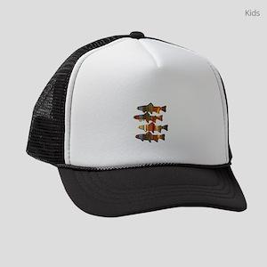 DAY SPENT Kids Trucker hat