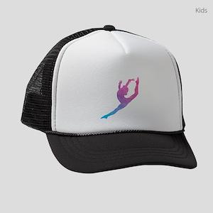 Leap Silhoette Kids Trucker hat