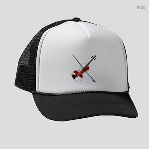 Alabama State Fiddle Kids Trucker hat