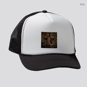 western cowboy Kids Trucker hat