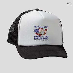 God in America Kids Trucker hat
