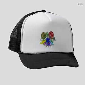Dinosaur Easter Eggs Kids Trucker hat