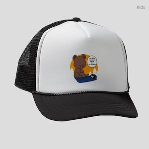 Camping snacks Kids Trucker hat