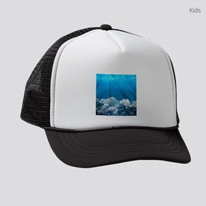 Tropical Reef Kids Trucker hat