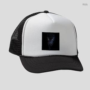 Black Panther Kids Trucker hat