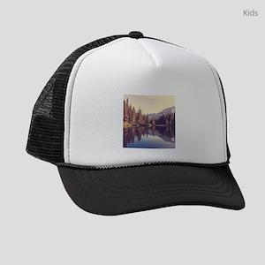 Glacier National Park Kids Trucker hat