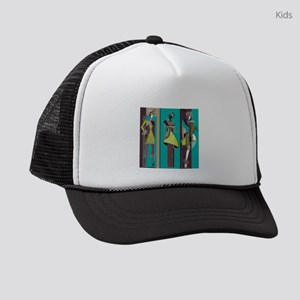 Fashion Models Kids Trucker hat