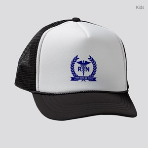 RN (Registered Nurse) Kids Trucker hat