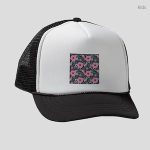 Floral Kids Trucker hat