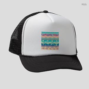Under the Sea Kids Trucker hat