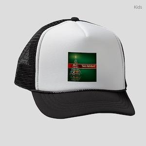 Merry Christmas Kids Trucker hat