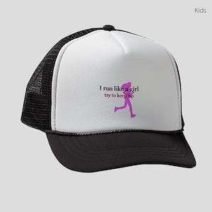 runlikegirl Kids Trucker hat