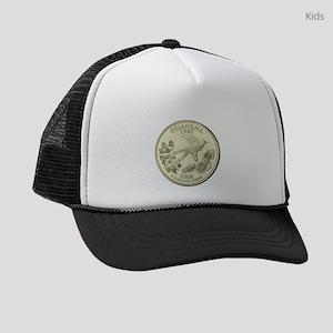 Oklahoma Quarter 2008 Basic Kids Trucker hat