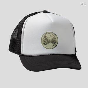 Oklahoma Quarter 2011 Basic Kids Trucker hat