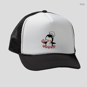 Bake a Cupcake Kids Trucker hat