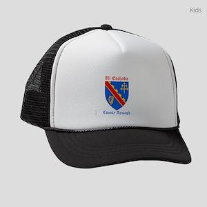 Ui Eochada - County Armagh Kids Trucker hat