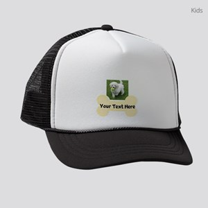 Personalize Dog Gift Kids Trucker hat
