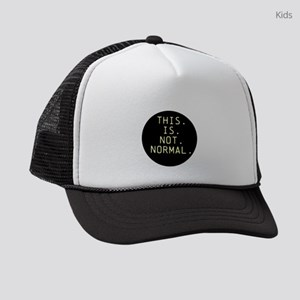 This is not normal Kids Trucker hat