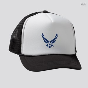 U.S. Air Force Logo Kids Trucker hat