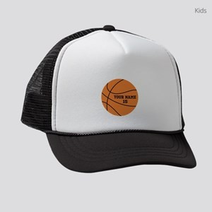 Custom Basketball Kids Trucker hat
