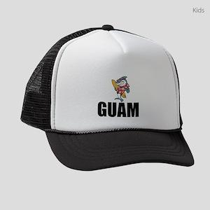 Guam Kids Trucker hat