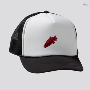 THESE WATERS Kids Trucker hat